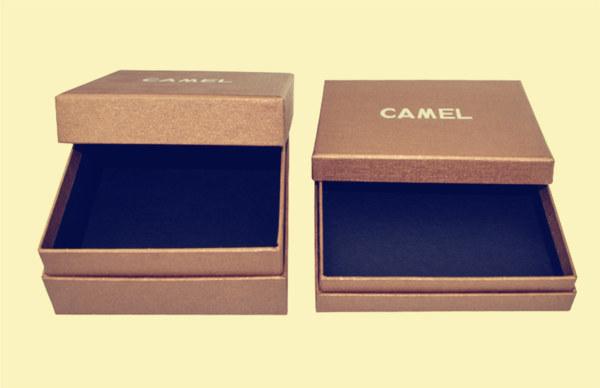 天地盖包装盒盒型分析