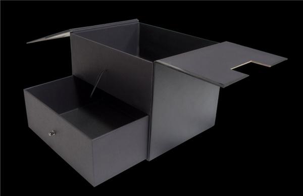 抽屉式包装盒盒型分析