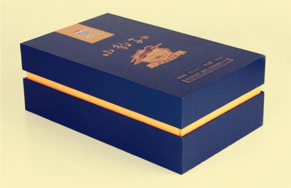 翻盖式包装盒盒型分析